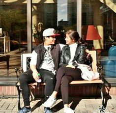 Lovers in Canada Enrique Gil, Liza Soberano, Otp, Hipster, Canada, Lovers, Style, Fashion, Swag
