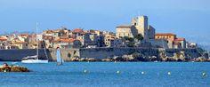 Antibes, Cote d'Azure, France