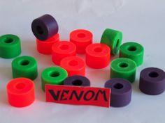 Amortecedores Skate Long Venom Barril Hpf Importados - R$ 37,00 no MercadoLivre