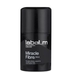 Label.m Miracle Fibre. The most incredible hair product i have ever seen! this upscale hair company from London has come up with some really high-tech hair product concepts