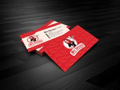 """Mrs Vercoes Diner Business Card You want have business card like """"Mrs Vercoes Diner Business Card"""" or other style please go to https://www.fiverr.com/dezign_studio/design-outstanding-business-cards-or-postcards-for-you"""