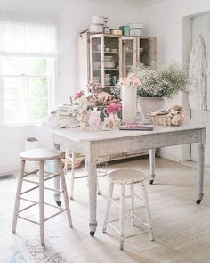 """1 Likes, 1 Comments - April Mauricio (@april_mauricio) on Instagram: """"I love this space! @rachelashwell home from @romantichomes! I've marked my calendar for the issue ♡."""""""