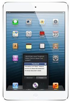 Apple iPad mini Wi-Fi 16GB Weiß