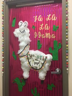 New Ideas For Holiday Door Decorations Classroom Bulletin Boards Christmas Door Decorating Contest, Holiday Door Decorations, Preschool Door Decorations, Office Decorations, The Grinch, Christmas Classroom Door, Office Christmas, Spanish Classroom Door, Spanish Bulletin Boards