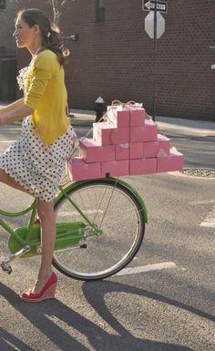 Abici bike by Kate Spade for Adeline Adeline.