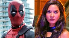 It's a clash of the titans! Or possibly just a pretty hilarious joke between two actors who play characters in the X-Men universe. Ryan Reynolds - who play