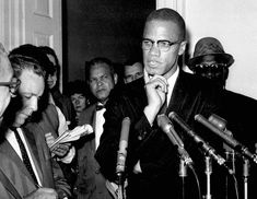 New Malcolm X assassination letter shows NYPD, FBI involvement, his family says - The Washington Post Civil Rights Bill, Civil Rights Leaders, Human Rights Movement, Malcolm X, Criminal Justice System, Denzel Washington, King Jr, Martin Luther King, Black People
