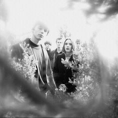 Slowdive I like that the photo is taken through a tree, from an unexpected view point