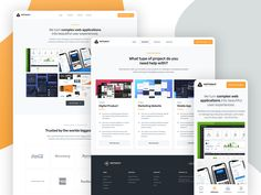Matthew's Design Co. [Website Launch] by Matt Olpinski on Dribbble Starting A Company, Portfolio Website, Web Application, User Experience, Mobile App, Cool Designs, Product Launch, Mobile Applications
