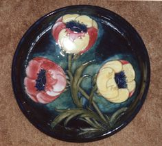 Moorcroft Quot Three Ships Quot 780 4 By Kerry Goodwin Club