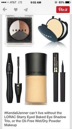 Kendall Jenners makeup favorites