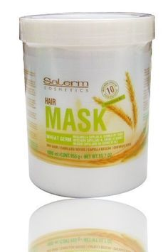 Salerm Wheat Germ Mask 1000ml >>> Click image for more details.