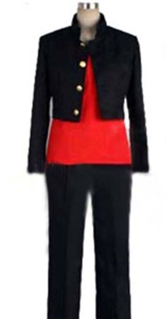 Camplayco Black Bullet satomi rentaro Cosplay Costume >>> Click image for more details.