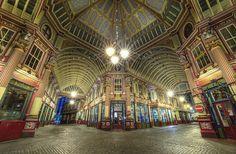 Leadenhall Market by odin's_raven, via Flickr