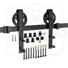 Bekijk ons schuifdeursysteem Robuust in onze webwinkel. Wij leveren deze complete set in meerdere maten. Snel geleverd!