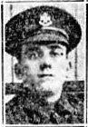 Remembering the fallen heroes of New Whittington WW1: DAVID CRESSWELL