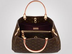 Louis Vuitton Montaigne is the new 'It' bag for 2014 #Bags #WomenBag