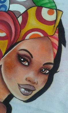 Bonita Black Love Art, Black Girl Art, Art Girl, African Artwork, African Art Paintings, Africa Art, Decoupage Art, African American Art, Female Art