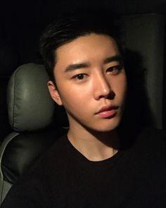 Cute Korean Boys, Korean Men, Asian Boys, Asian Actors, Korean Actors, Kdrama Actors, Cute Guys, Pretty People, Actors & Actresses