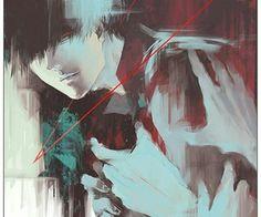 Tokio Ghoul Kaneki  •●•♡》♛♟❁♞☄☽샤론 엘리차베스☾☄ ♞❁♟♛《♡•●•  ~Imagen via WeHeartit~.