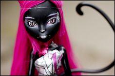 Monster High Catty Noir Custom Doll by Make Me Real Studio | eBay