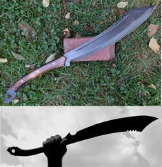 See Pictures, Prices, and Descriptions. Made by Scorpion Swords & Knives.