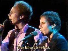 Simon & Garfunkel - The Sound of Silence (subt español)