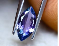 Tanzanite Jewelry, Tanzanite Stone, Solitaire Ring, Loose Gemstones, Etsy Store, Birthstones, Jewelry Making, December, Natural