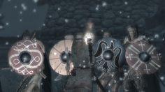 Matherian Viking Shields Set