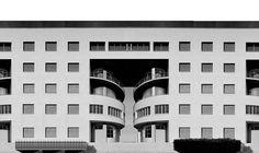 EUR  Rome, ach. A. Libera, 1938 Ministero Edilizia Popolare