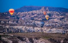 Airbaloons by cemayden