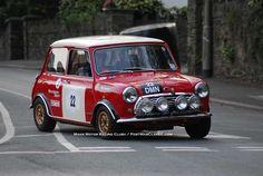 old mini rally cars - Google Search