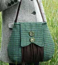 The Poacher's Bag Pattern *. Another if only I could sew.