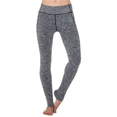 Electric Yoga Tranquil Legging (381632901) ($88) ❤ liked on Polyvore featuring pants, leggings, thick leggings, colorblock pants, color block leggings, elastic pants and colorblock leggings