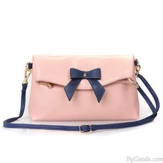 Fashion Leisure Mini Bow Shoulder Bag only $19.99 in ByGoods.com!