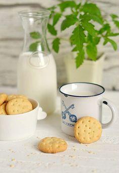 печенье на сгущенном молоке...