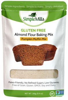 Simple Mills Pumpkin Almond Flour Muffin Mix
