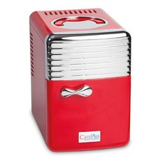 Don't want to risk putting your lunch in the staff fridge? Then this Polar Desk Fridge will be your best friend! It can also be the perfect travel companion, as the Polar Desk Fridge can be plugged into a car's cigarette lighter. It can be set to either hot or cold. It comes with a 3 point plug and can hold 6 cans. Specifications: Voltage – DC 12V & AC 220-240V Cools to 20°C /-3°C below ambient temperature Warms to 55° /-10°C by set-point thermostat  #fridge #deskfridge #minifridge #travel Desktop Fridge, Portable Mini Fridge, Corporate Giveaways, Desk Accessories, Your Best Friend, Lighter, Things To Come, Home Appliances, Lunch