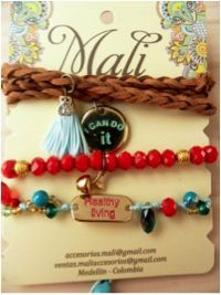 Pulsera, Mali Drop Earrings, Personalized Items, Bracelets, Jewelry, Stud Earrings, Accessories, Jewlery, Jewerly, Schmuck