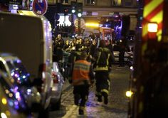 Dozens of people were killed in Paris on Friday in a series of terror attacks. The assailants opened fire in different locations throughout the city.