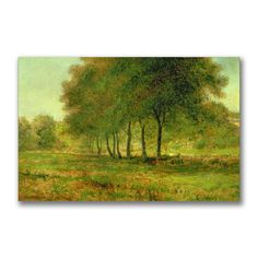 George Inness 'Summer' Art