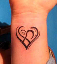 3d-hd-tattoos.com Amazing women small love heart tattoo wrist | Beautiful Tattoo design Ideas.