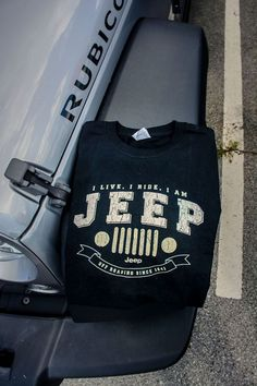 Offering a wide variety of Jeep themed clothing to help you show off your Jeep Pride. Several varieties of Jeep hats, shirts, socks and sweatshirts are in stock.