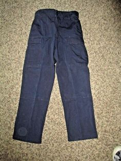 511 Tactical Pants Dark Blue Small Short Weapon Garment #511Tactical #Cargo