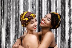 African Prints in Fashion: Be bold, beautiful and powerful: Fanm Djanm