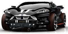 BMW X9 Concept. More like dune buggy.