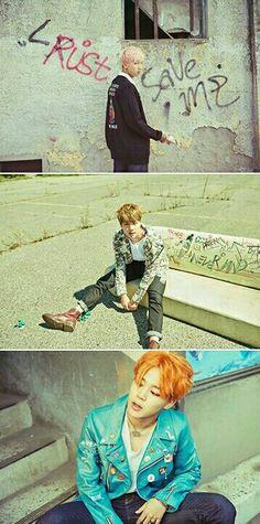 BTS | RAP MONSTER JIN and JIMIN
