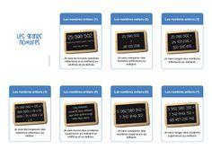 Google Drive, Miniatures, Manon, Montessori, Teaching, Names, Alps, Learn Math, Notebook