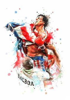 Rocky Balboa Movie, Rocky Balboa Poster, Rocky Poster, Rocky Film, Rocky Balboa Quotes, Sylvester Stallone Now, Muhammad Ali Wallpaper, Rocky Series, Silvester Stallone