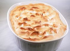 This is a real banana pudding. My mom made it this way. You definitely have to put the meringue on top. I love it hot.